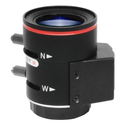 """02812DCMP-3-V2 1/2.7"""" varifokalní 3MPx objektiv sohniskem 2.8-12mm, DC, IR"""