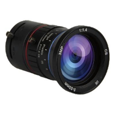 """0550DCMP-3 1/2.7"""" varifokalní 3MPx objektiv sohniskem 5-50mm, DC, IR"""
