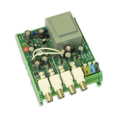 1OS-DIN-BNC Optický oddělovač videosignálu 1/2