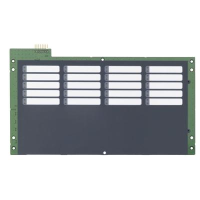 KFP-AZI-20 Přídavný indikační panel 20 zón