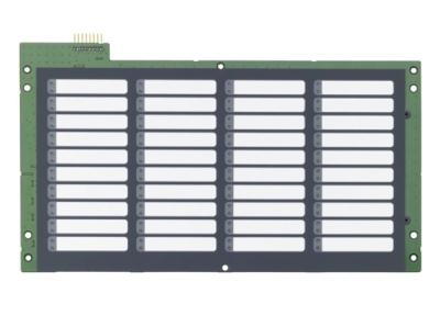 KFP-AZI-40 Přídavný indikační panel 40 zón