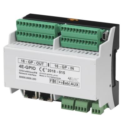 4E-GPIO Modul rozhraní vstupů a výstupů