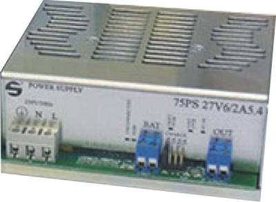 75PS-27V6/2A5 Zálohovaný modulární napájecí zdroj pro EPS, výstupní proud 2.5A