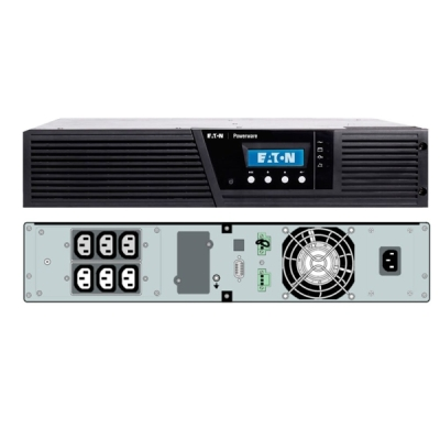 9130-1000-I6-RM Zálohovací UPS zdroj on-line, výkon 1000VA, RackMount