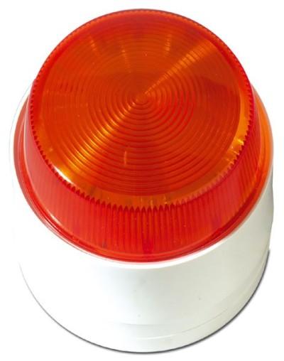AB-301 Venkovní blikač - oranžový