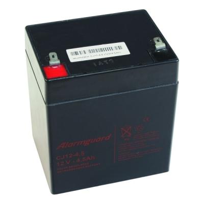 AKU-12V/4.5Ah Bezúdržbový olověný akumulátor 12V, kapacita 4.5Ah