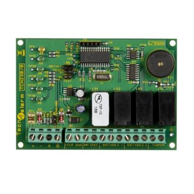 APR-FINGER-KEY Deska elektroniky pro autonomní systém čteček otisků