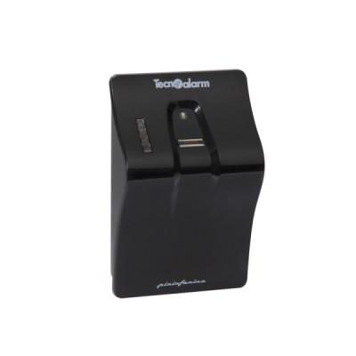 APR-FINGER-CARD-B Přídavná ovládací jednotka k ústřednám - otisky / karty, černá