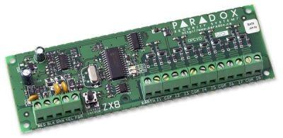 APR-ZX-8 BUS Rozšiřující modul 8 smyček pro ústředny SPECTRA a EVO