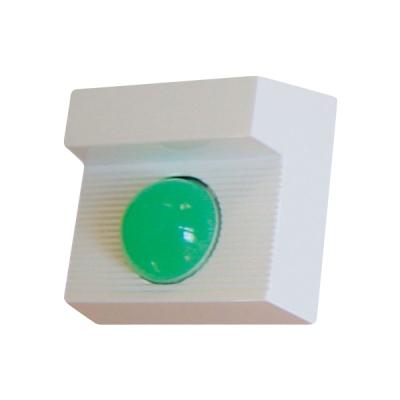 ART-1490-BZG Opticko-akustický poplachový indikátor, zelená LED