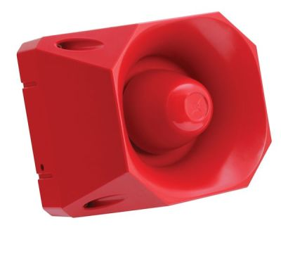AS/S/024/R/120 Červená průmyslová siréna, 120dB