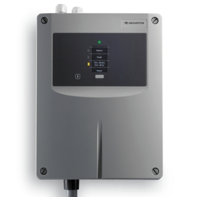 ASD-535-1 SECURITON autonomní nasávací hlásič 1-kanálový