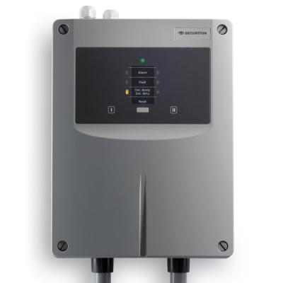ASD-535-2 SECURITON autonomní nasávací hlásič 2-kanálový