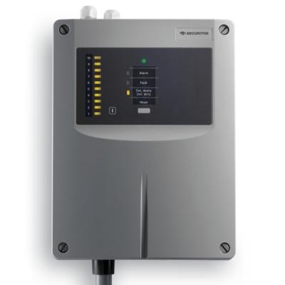 ASD-535-3 SECURITON autonomní nasávací hlásič 1-kanálový s indikací