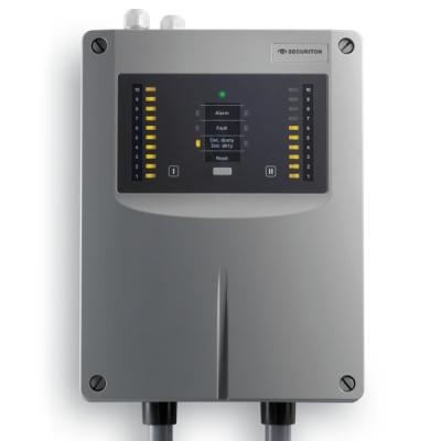 ASD-535-4 SECURITON autonomní nasávací hlásič 2-kanálový s indikací