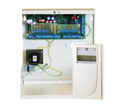 ATS-1000A-SM Zabezpečovací ústředna 8-32 smyček, 4 podsystémy