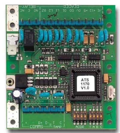 ATS-1170 Modul pro připojení bezdotykových čteček s protokolem WIEGAND