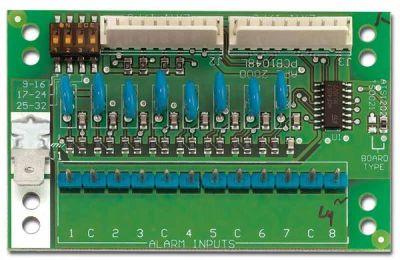 ATS-1202 Subkarta pro rozšíření o 8 smyček