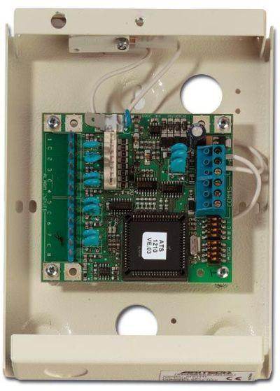 ATS-1211 Rozšiřující modul 8 smyček pro systém ATS vkovové skříňce