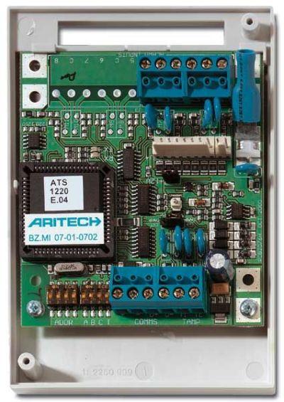 ATS-1220 Rozšiřující modul 4 smyček pro systém ATS