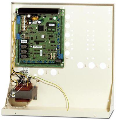 ATS-1251 Kombinovaný přístupový modul pro 4 dveře se zdrojem
