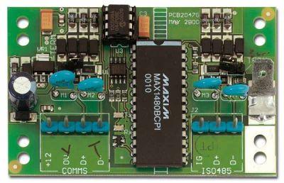 ATS-1740 Modul izolátoru a opakovače datové sběrnice
