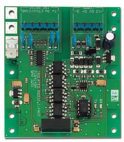 ATS-1741 Převodník datové sběrnice RS-485 na RS-232