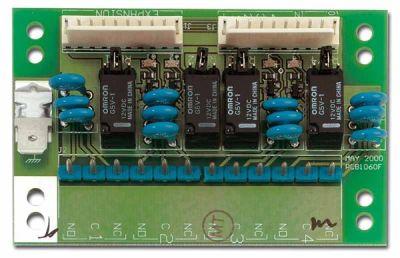 ATS-1810 Subkarta pro rozšíření o 4 PGM výstupy s relé 1A/30V