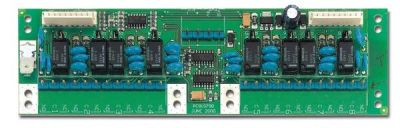 ATS-1811 Subkarta pro rozšíření o 8 PGM výstupů srelé 1A/30V