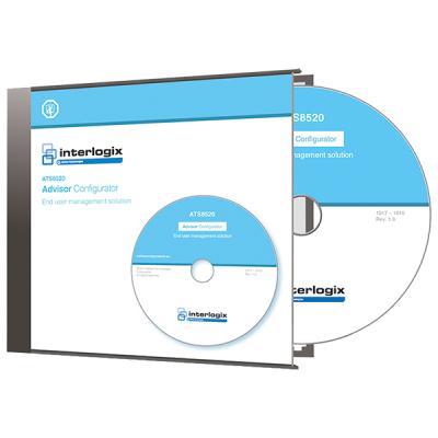 ATS-8520-2 Program pro správu uživatelů ústředen ATS Advanced / Master