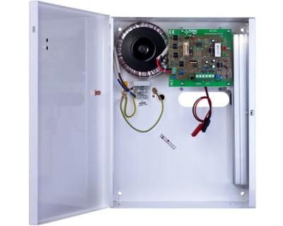 AWZ-300 Zdroj v krytu s prostorem pro AKU 17Ah, výstupní proud 3A