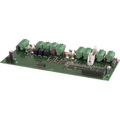 B01110-00 F2-CARD-OPPO Karta vstupů/výstupů ústředny F2, 23 programovatelných výstupů OPPO