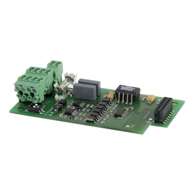 B01115-00 F2-CARD-RS485 Karta rozhraní RS485 ústředny F2, 2 napájecí výstupy