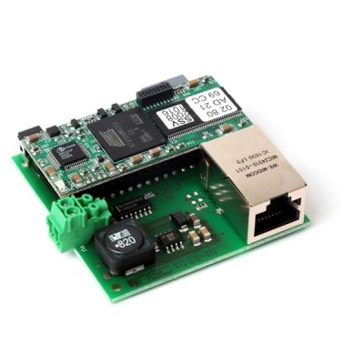 B01380-00 F-CARD-WEB Karta webserver pro ústředny F1 a F2