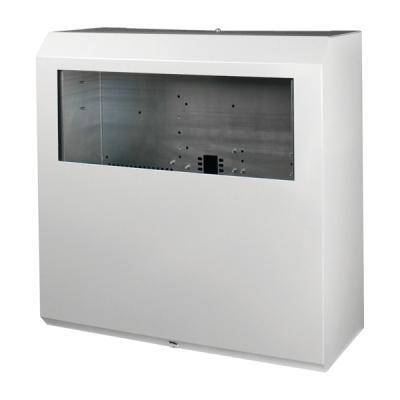 B01410-00 F1-BOX-B1 Skříň ústředny F1 pro 3 linkové karty a AKU 24Ah