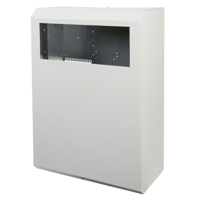 B01420-00 F1-BOX-C1 Skříň ústředny F1 pro 9 linkových karet a AKU 65Ah