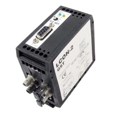 B01550-02 LCON-2-MM Dvojitý převodník ARCNET RS485 na optiku 850nm MM