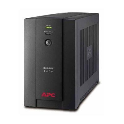 Back-BX-1400 Zálohovací UPS zdroj line-interactive, výkon 1400VA
