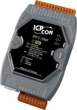 BARBOS-ICP Ovládací modul LAN pro systém NUMBER-OK