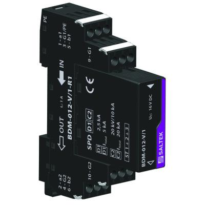 BDM-012-V/1-R1 Přepěťová ochrana datové sběrnice EZS