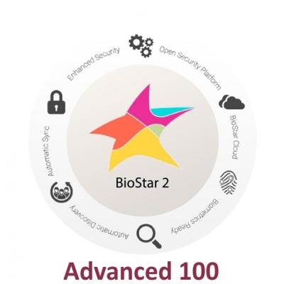 BioStar2 Adv Software pro správu systému - Advanced