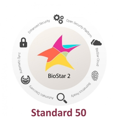 BioStar2 Std Software pro správu systému - Standard