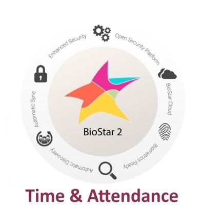 BioStar2 TA-STD xxx