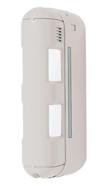 BX-80-NR Vnější bezdrátový infradetektor, dosah 24m záclona (2x12m na každou stranu)