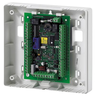 C080 Modul kontroly vstupu pro dvoje dveře