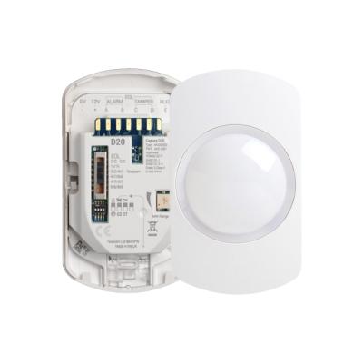 """CAPTURE-D20 Vnitřní """"DualTech"""" infradetektor pohybu, dosah 20m"""