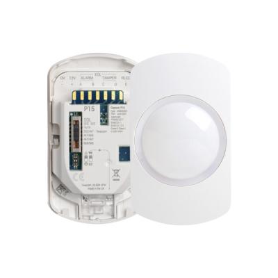 """CAPTURE-P15 Vnitřní """"Dual"""" infradetektor pohybu, dosah 15m"""
