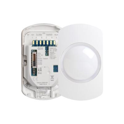 "CAPTURE-Q20 Vnitřní ""Quad"" infradetektor pohybu, dosah 20m"