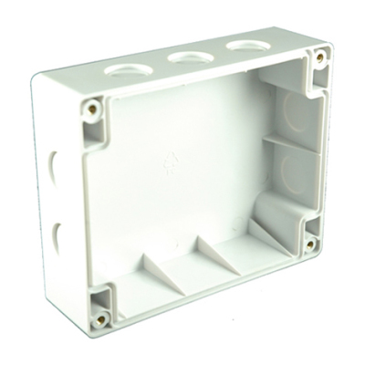 CHQ-BACKBOX Zadní kryt IP65