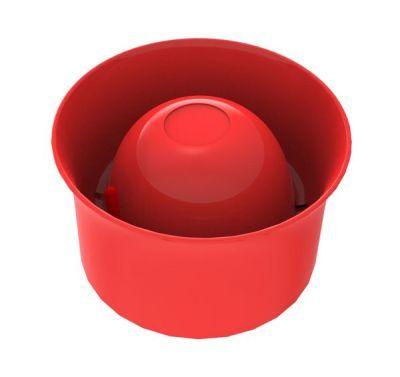 CHQ-WS2(HFP) Nástěnná červená siréna